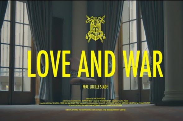Stogie T – Love & War Ft. Lucille Slade