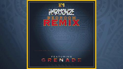 Harmonize Ft. Grenade – Bedroom (Remix)