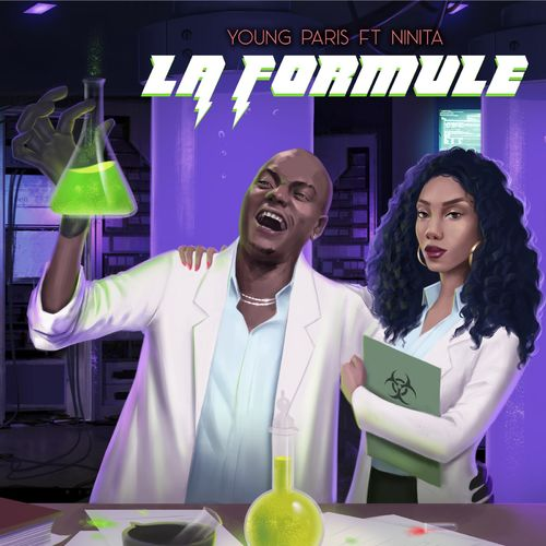 Young Paris Ft. Ninita – La Formule