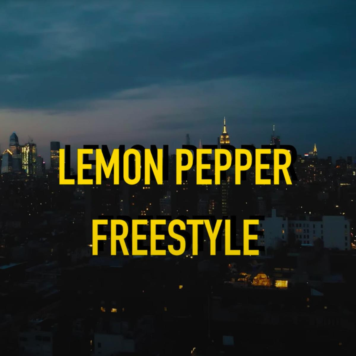 Meek Mill – Lemon Pepper Freestyle