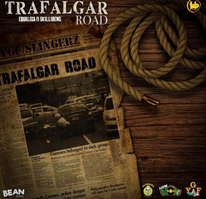 Skillibeng – Trafalgar Road Ft. Equaliza
