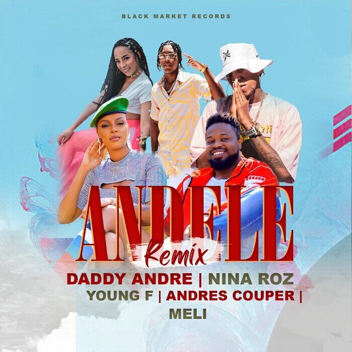 Daddy Andre & Young F Ft. Nina Roz, Andres Couper, Meli – Andele Remix