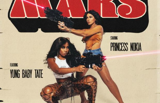 Princess Nokia Ft. Yung Baby Tate – Boys Are From Mars